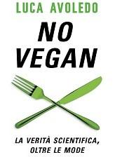 La copertina del libro No Vegan