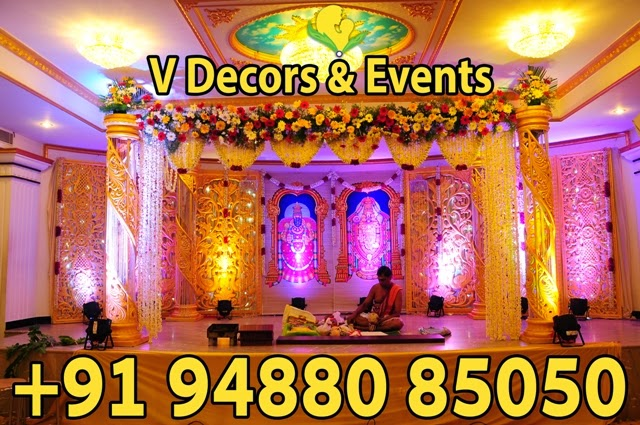 Wedding Decoration Stage Decoration Reception Decoration Birthday