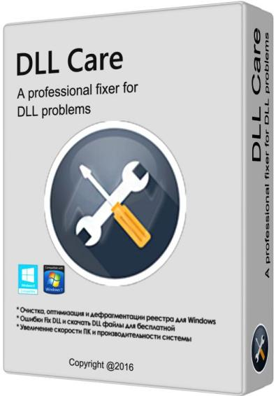 DLL Care 1.0.0.2267 poster box cover