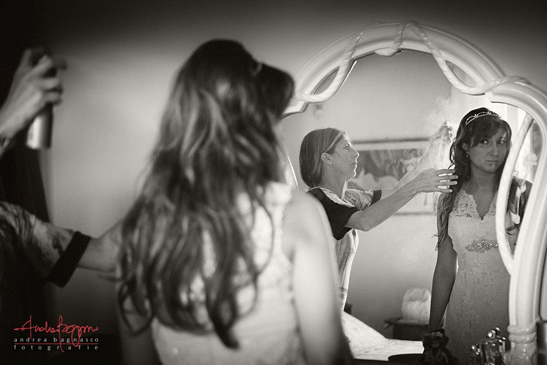 parrucchiera sposa matrimonio Millesimo