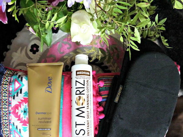 BEAUTY: MY FAKE TANNING ROUTINE