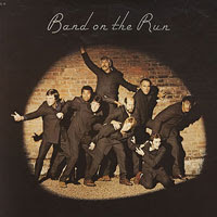 The Top 50 Greatest Albums Ever (according to me) 40. Wings - Band On The Run