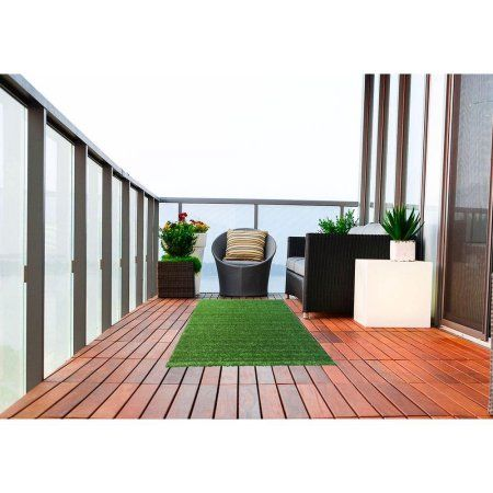 Flat Balcony Design Ideas
