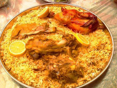 Mandi Food Recipe