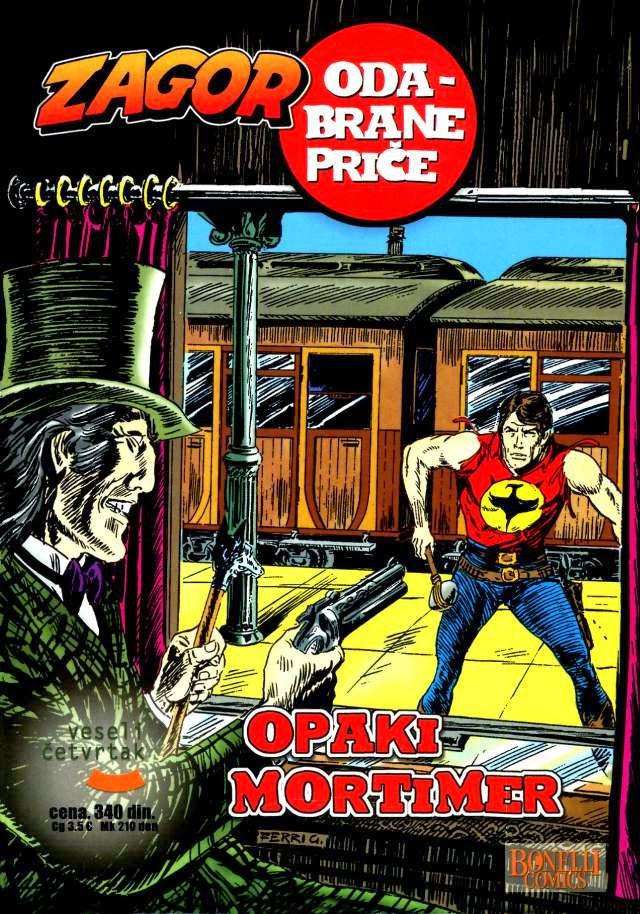 Opaki Mortimer - Odabrane Price - Zagor
