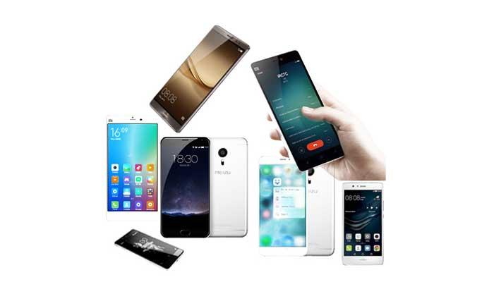 7 Smartphone Keluaran China Yang Paling Populer