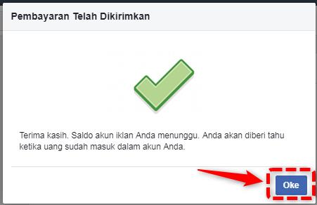 Cara Mengisi Saldo Facebook Ads Lengkap