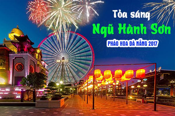 Có gì đặc biệt trong khán đài pháo hoa tại Đà Nẵng