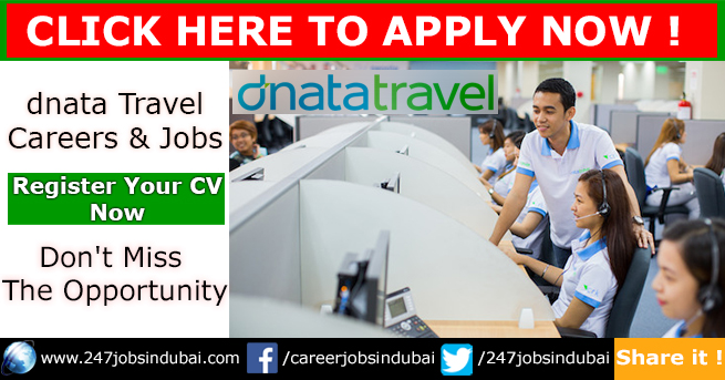 New Job Openings and Careers at Dnata Travel Jobs
