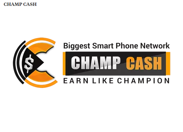 Make Money Online - How?: Champ Cash earn unlimited using