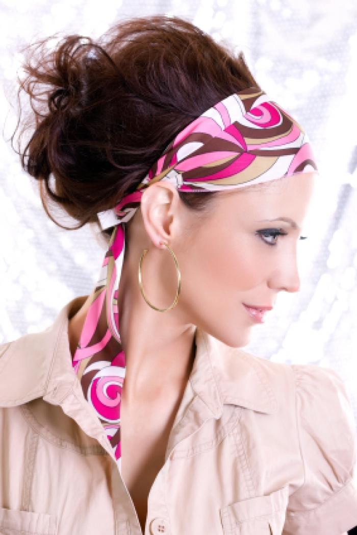 Prom Hairstyle Updos October 2012