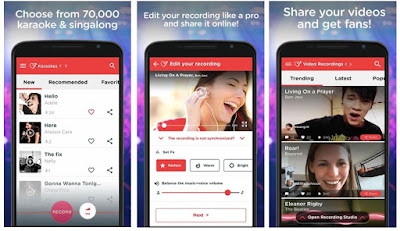 4 Aplikasi Karaoke Android Terbaik