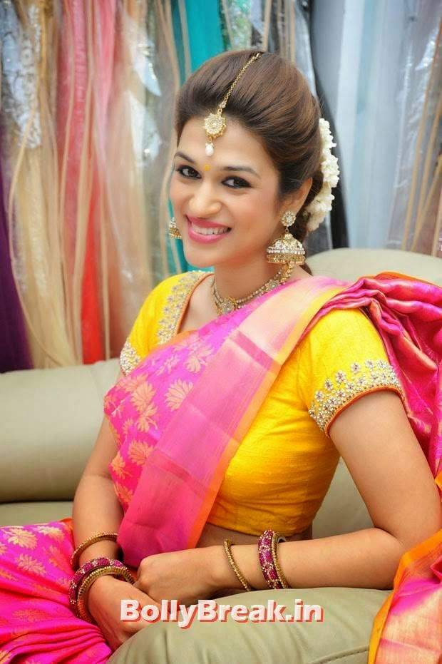, Shraddha Das in Pink Saree