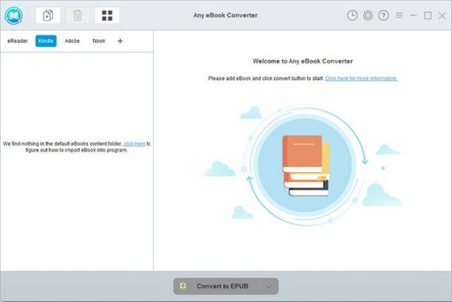 Any eBook Converter 1.0.5 Portable Full Version