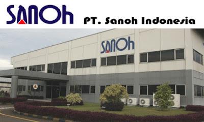 Lowongan Kerja Terbaru Jobs : Operator Produksi Min SMA SMK D3 S1 PT Sanoh Indonesia