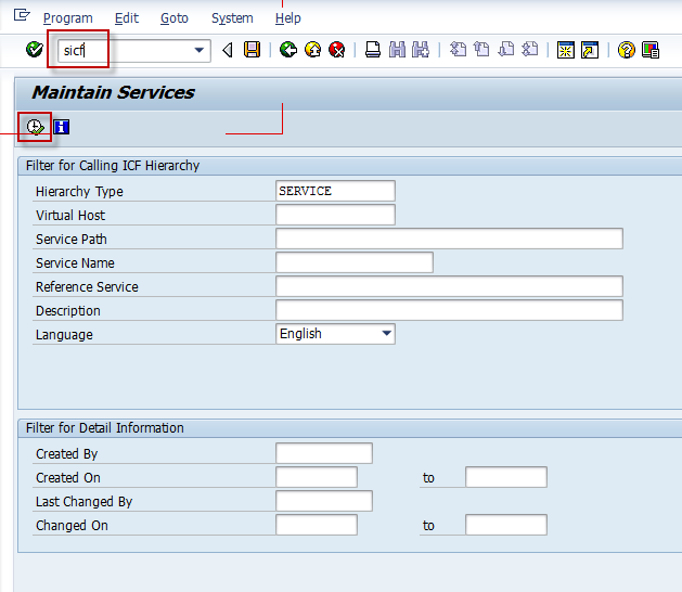 SAP Basis For Beginner: Introduction and how to configure SAP Web GUI