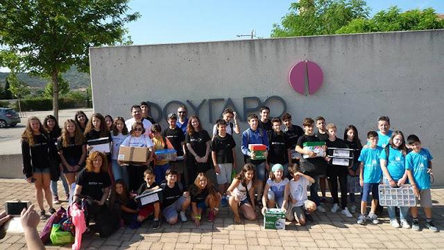 Επιτυχίες για τα Σχολεία της Μεσσηνίας  στον Περιφερειακό Διαγωνισμό Ρομποτικής που έγινε στο Ναύπλιο