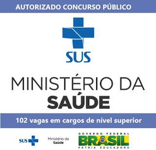 Apostila concurso Ministério da Saúde analista técnico de políticas sociais.