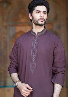 baju muslim simple untuk pria