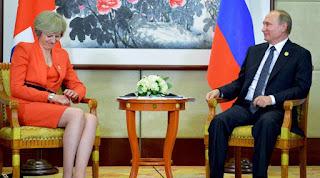 Κοινό μέτωπο της Δύσης κατά της Ρωσίας