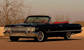 1963 Chevrolet Impala SS Convertible Front Left