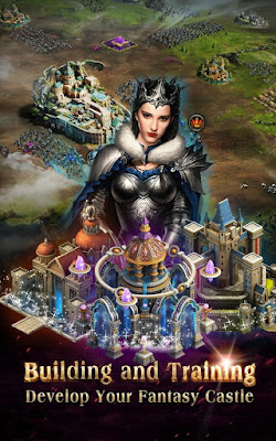 Clash of Queens Mod Apk For Android Terbaru