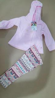 Lojas de moda infantil Brás