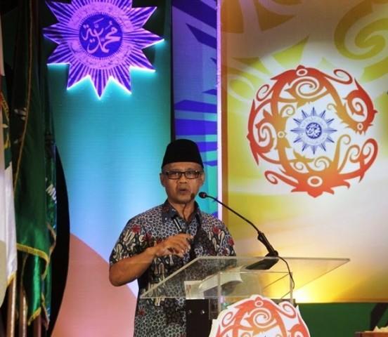Profil Haedar Nashir, Ketua Umum PP Muhammadiyah 2015-2020
