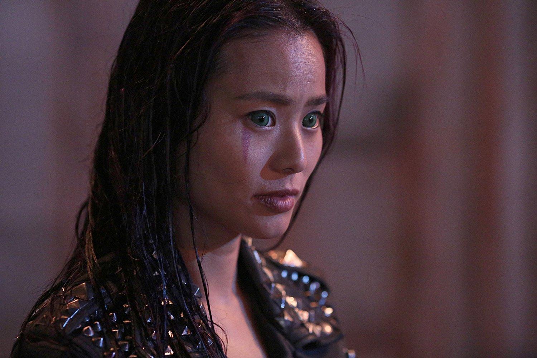 Jamie Chung (Blink) en The Gifted de Fox