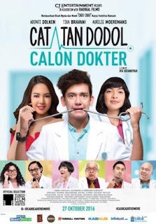 Download Film Catatan Dodol Calon Dokter (2016) DVDRip Subtitle Indonesia