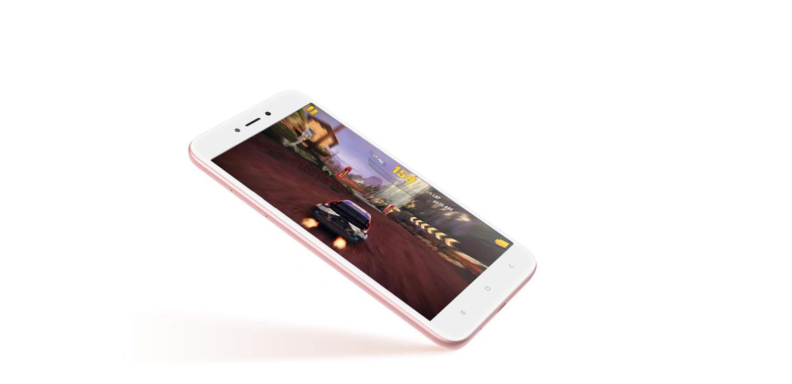 Xiaomi Redmi 5A Resmi Hadir di Indonesia