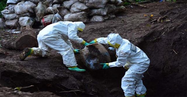 Megadecomiso le tumban 50 toneladas a El Mayo Zambada con valor de 5 millones de dolares