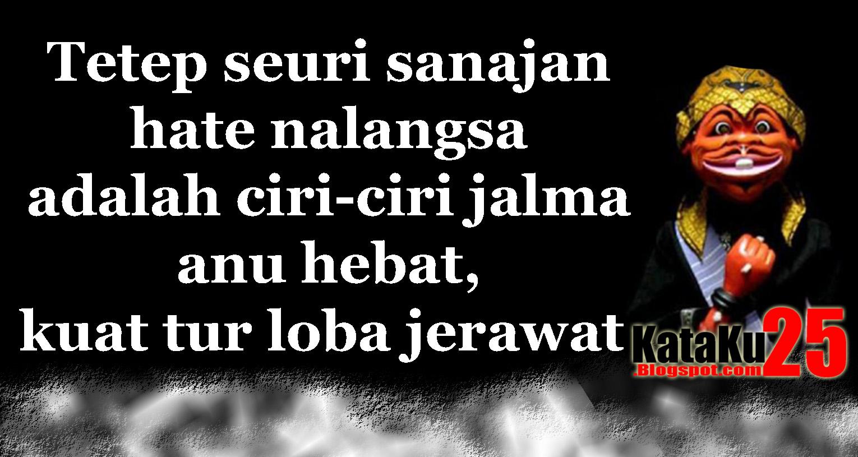 Sindiran Kata Mutiara Bahasa Sunda Kahirupan Quotemutiara