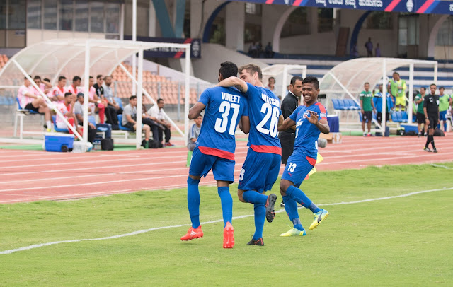 BFC win at home in AFC Cup 2016 quarter final