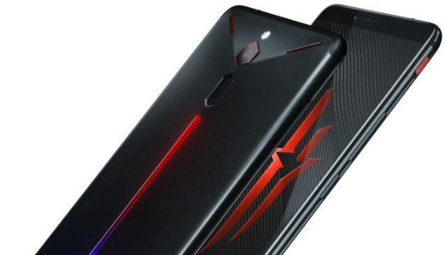 Gaming Smartphone Launch Nubia Red Magic 3