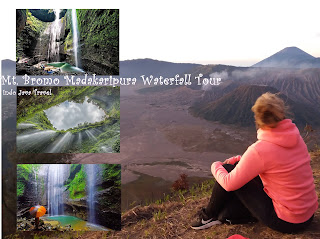 Mount Bromo Madakaripura Waterfall Tour Package 2 Days