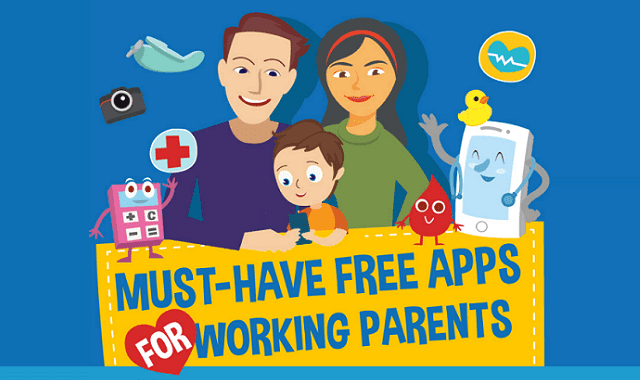 Must Have Free Apps For Working Parents