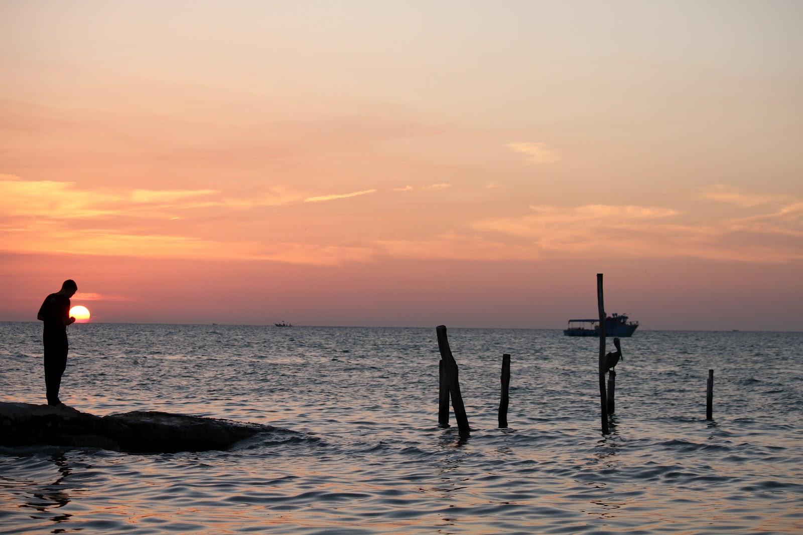 ILHA HOLBOX - Os paraísos são lugares que nos custam deixar e a que sonhamos voltar | México