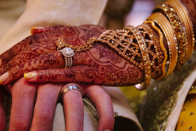 Mehndi Wedding design India