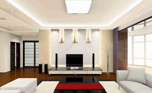 12 design Plafon Rumah Sederhana