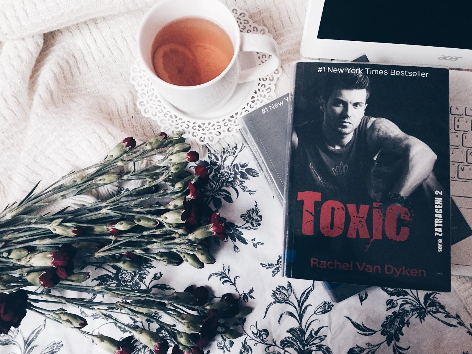 Toxic, Rachel van Dyken