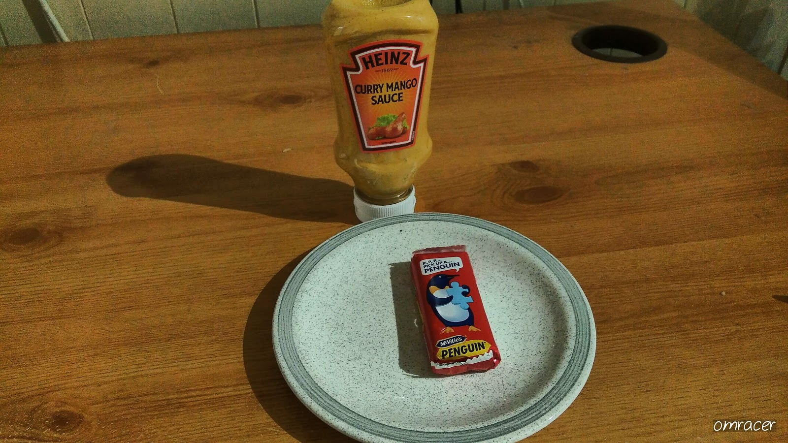 Omracer Reviews Heinz Curry Mango Sauce
