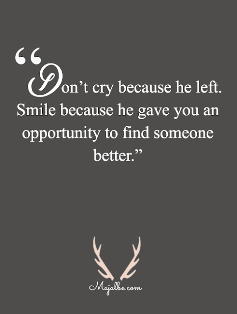 Don't Cry Love Quotes