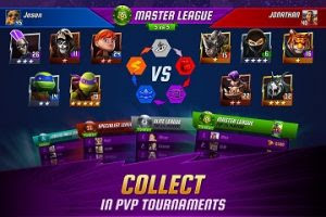 Ninja Turtles Legends Apk v1.5.6 Mod Unlimited All Currencies Terbaru