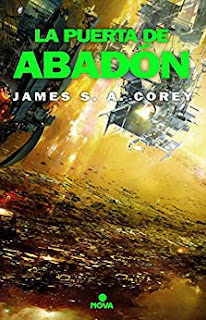 La puerta de Abadon (The Expanse 3)- James S. A. Corey