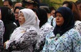 MANTAP, Honorer K2 Resmi Diangkat CPNS