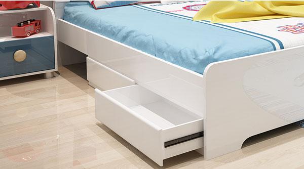 giường ngủ đẹp dành cho nhà sành điệu