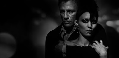 The Girl With the Dragon Tattoo Remake Banner Poster