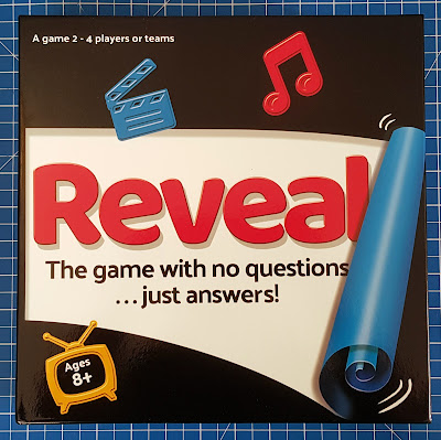 Christmas Present Giveaway: Reveal Family Board Game (age 8+)