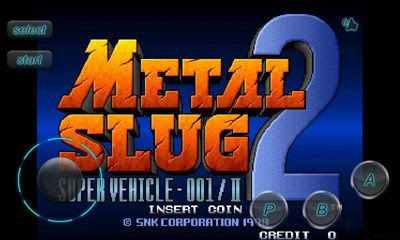 Metal Slug II Apk + Data OBB Download